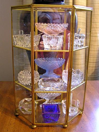 curio cabinets