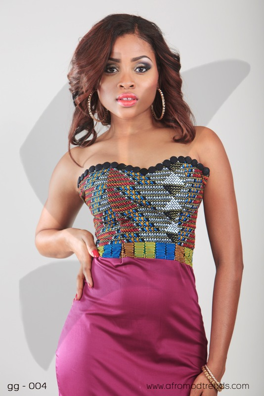 "AfroMod Trends Launches ""Nyornu"" 2013 Collection"