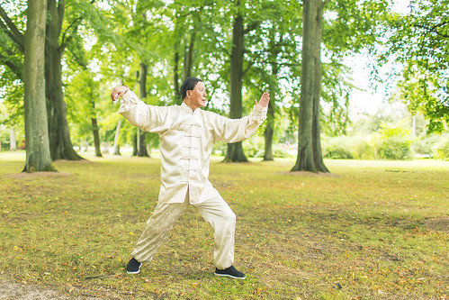 20130916_F0001: Tai-chi exercise in action