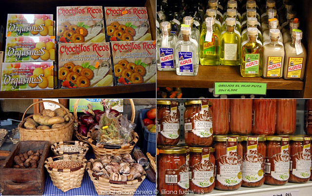 Productos típicos de Cantabria. Potes