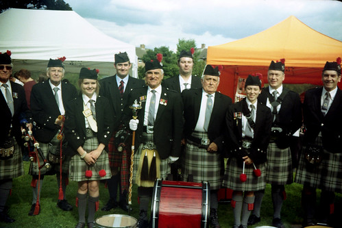 City of Sheffield Pipe Band by pho-Tony