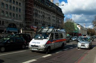 Van de Police
