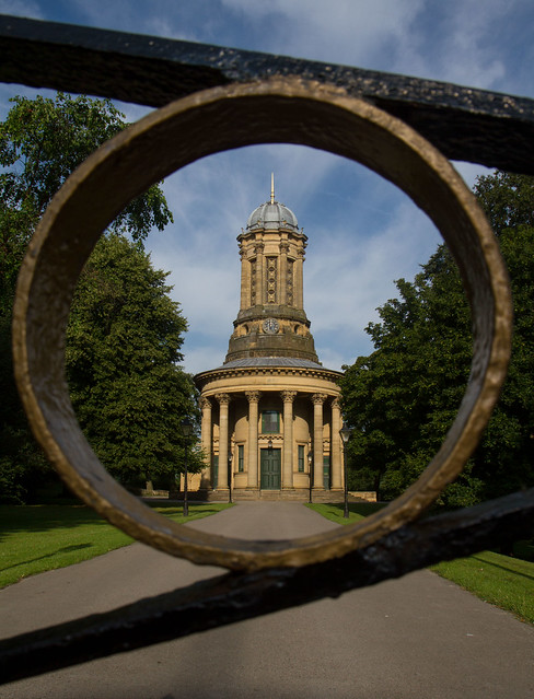 United Reform Church, Saltaire