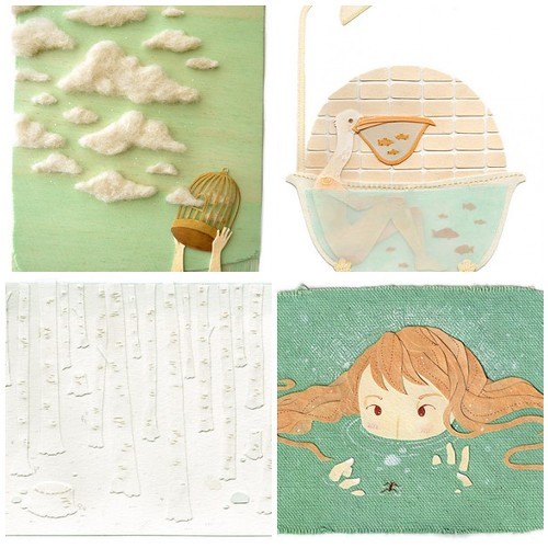 Friday Funspiration: featured artist Miki Sato