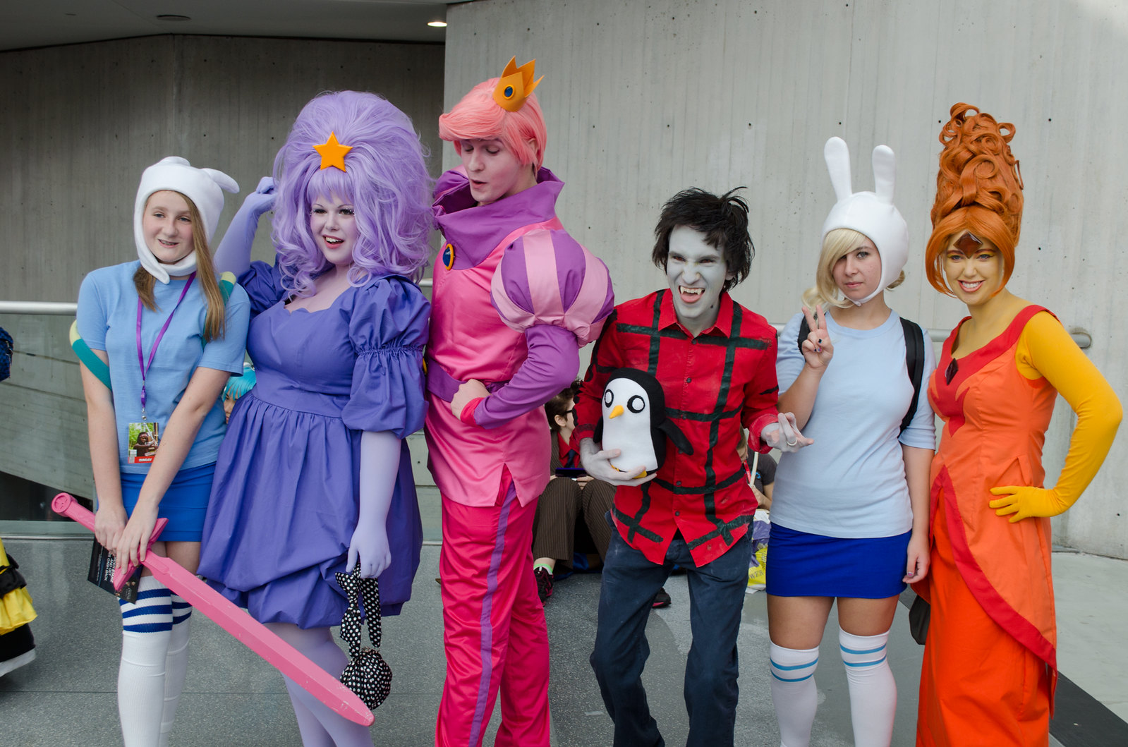 NYCC Adventure Time Cosplay