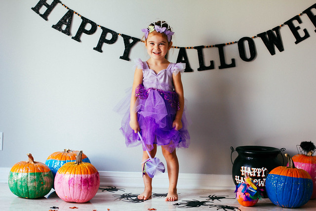 Los Angeles Halloween mini session
