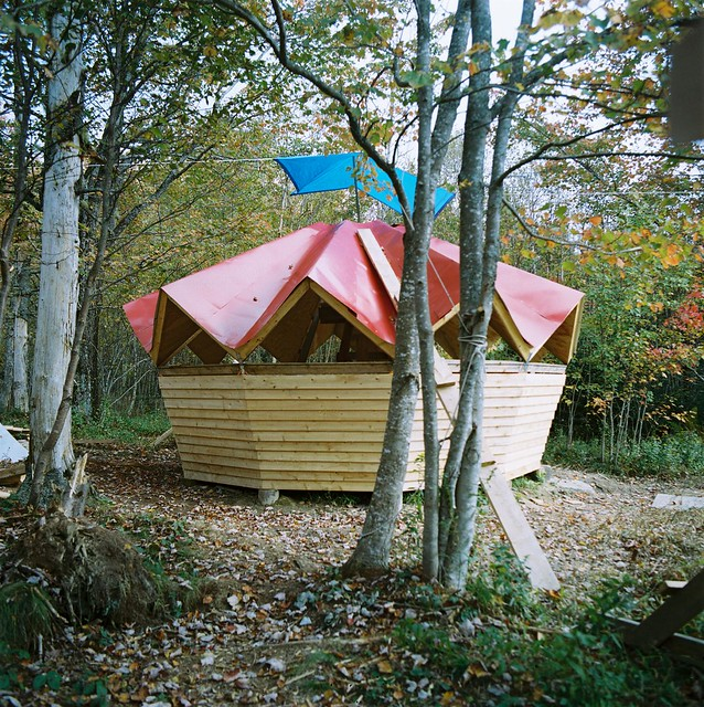 New Yurt Design.