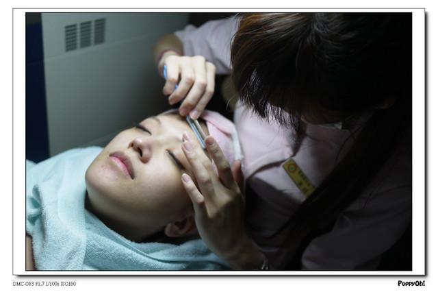 粉餅雷射,光纖粉餅雷射,膚色暗沉,黑眼圈,黑眼圈消除方法,消除黑眼圈,黑眼圈,美麗晶華, 水涵氧,毛孔,青春痘,痘痘