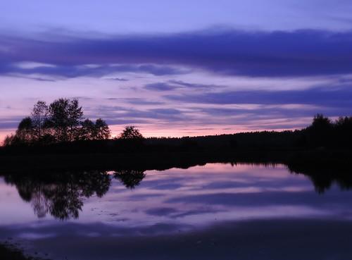 sunset reflection silhouette nikon scenery britishcolumbia d3100 nikond3100