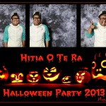 hitia o te ra holloween party