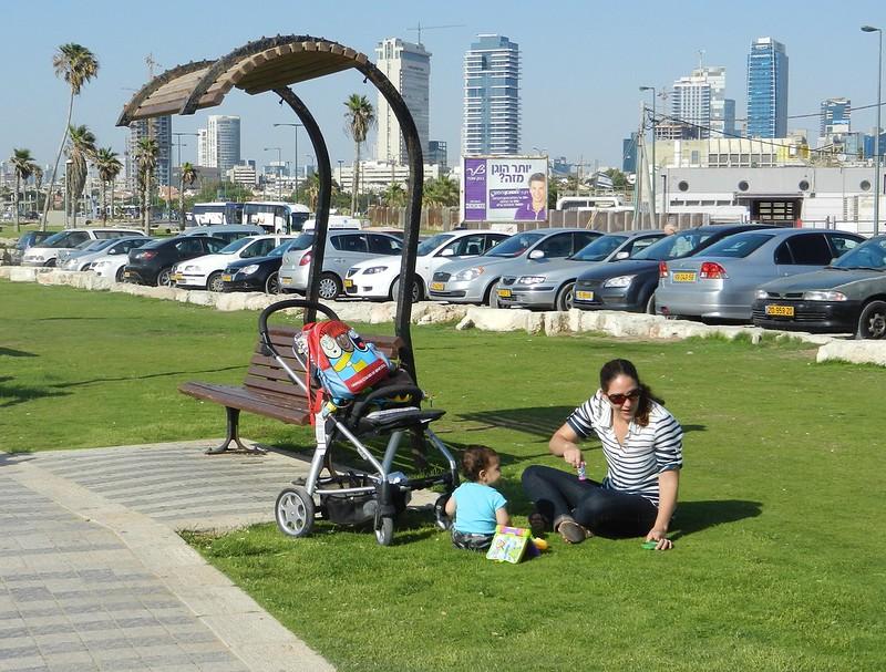 Тель Авив. Люди города