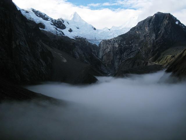 Το Nevado Alpamayo στην Cordillera Blanca!