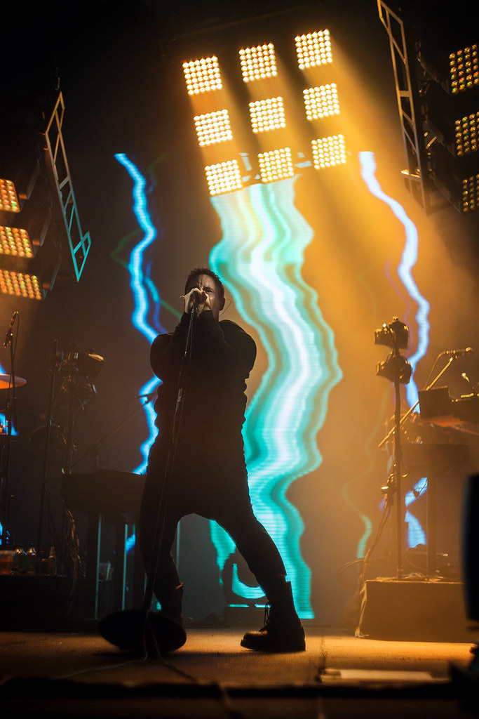 Nine Inch Nails Official\'s most interesting Flickr photos | Picssr