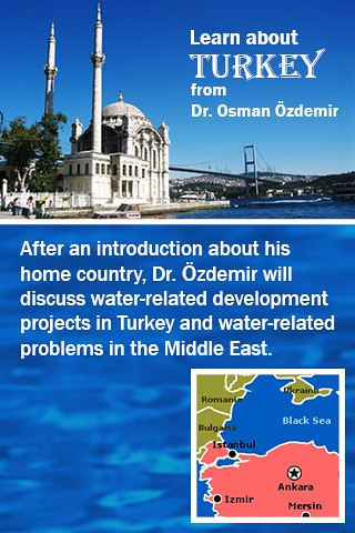Turkey- Country and Water Issues
