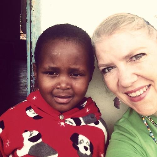 One of my favorite kids ever. #sundaymorning #goingtochurch #maliyadumazionistchurch #swaziland #ilovethisgirl #blessed #jesuslovesthelittlechildren #swazilandtripnovember2013