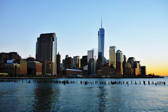 The One World Trade Center, Manhattan, New York