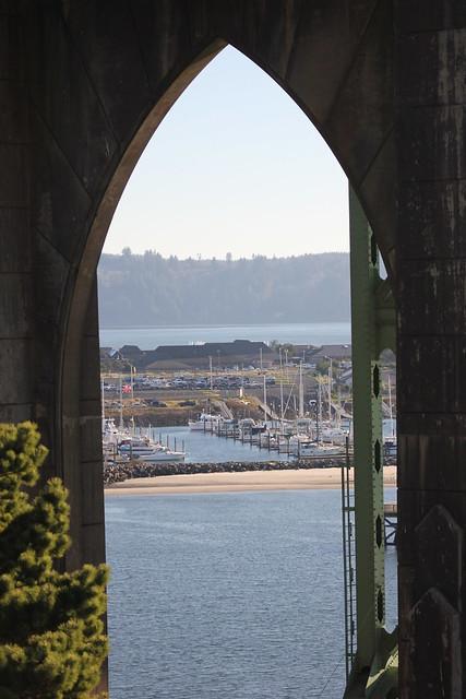 Newport Bridge, Bay, Jetty