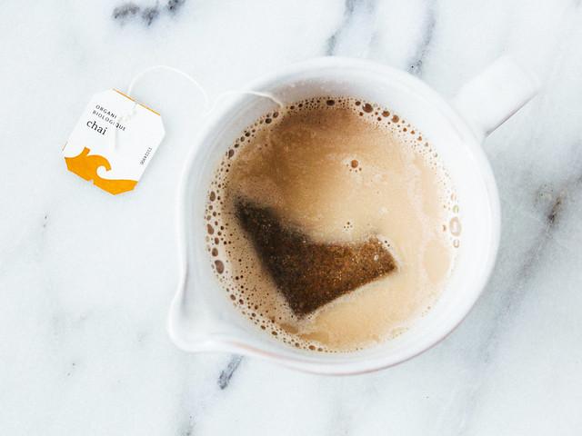 Brewin' chai