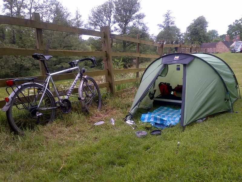 Wild country hoolie 2. & Tent pics...