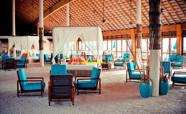 幸福岛(Herathera Island Resort)餐厅
