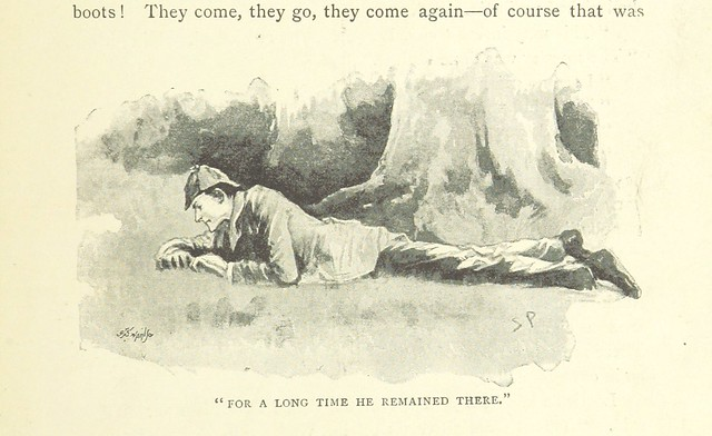 Image taken from page 107 of 'The Adventures of Sherlock Holmes'