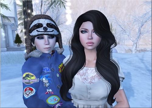 Raven and Lolita Oleander