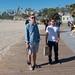 Small photo of Aapo and Kim at Laguna Beach