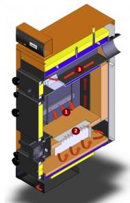 ent soulet chauffage granul bois 24 chaudi re bois combustion invers e assist e par. Black Bedroom Furniture Sets. Home Design Ideas