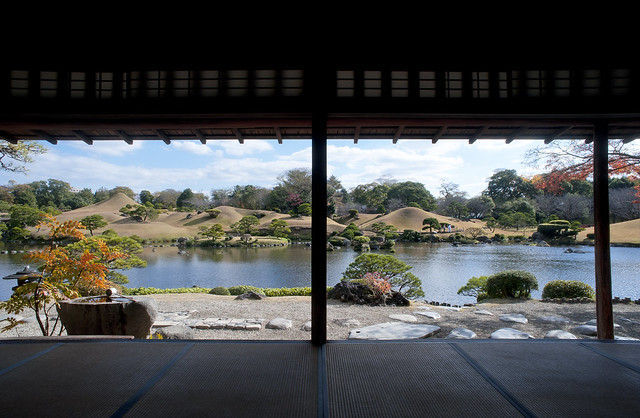 Suizenji Yōjuen 01 熊本 水前寺成趣園