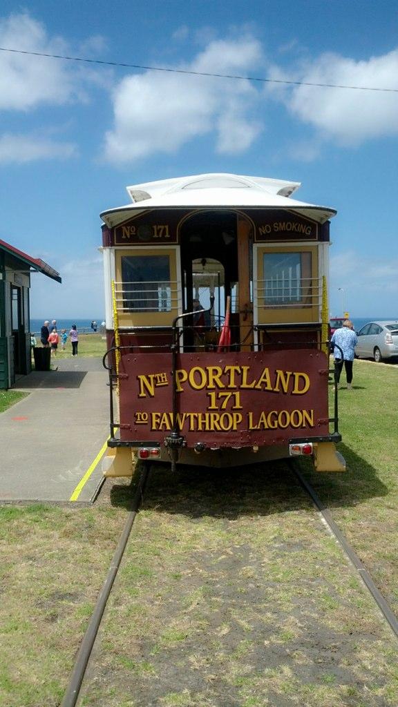 Local tram