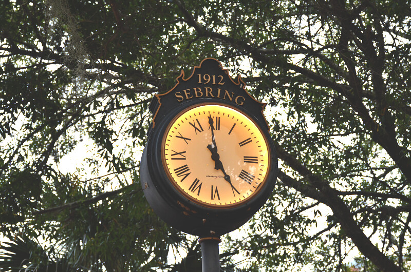 A Touch of Sebring, Florida