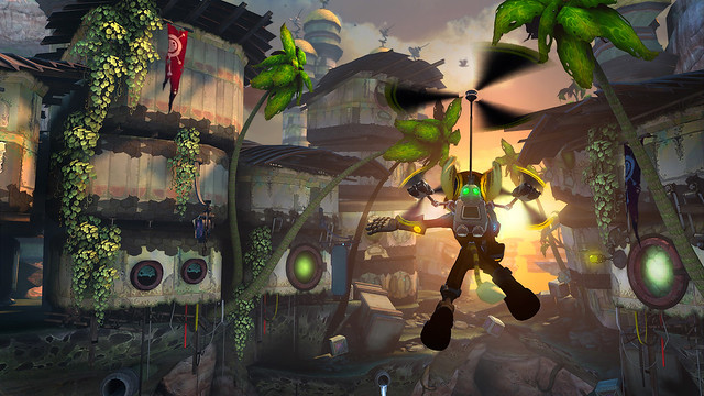 Ratchet & Clank : Nexus - Screenshot 2