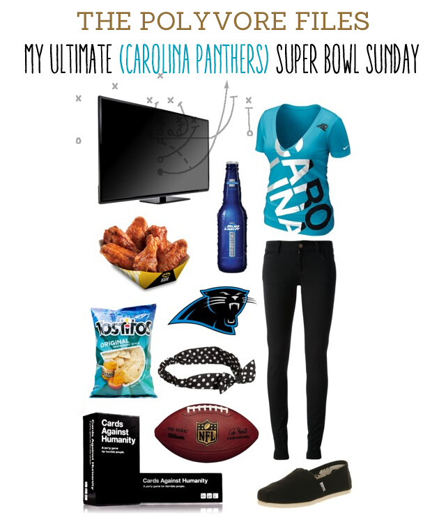 The Polyvore Files - My Ultimate Super Bowl Sunday