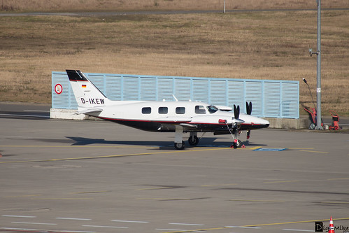 D-IKEW - Piper PA-31T - Privat