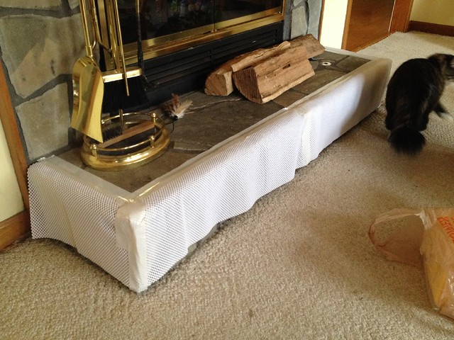 Glorious Hearth Wrapping