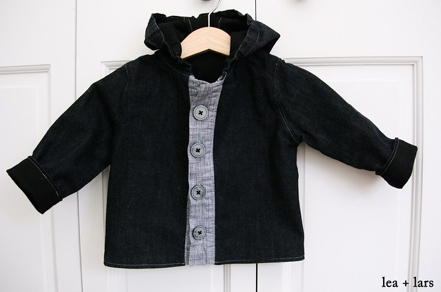 baby boy denim jacket