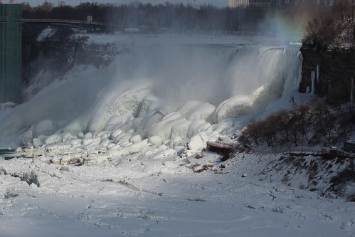 American Falls by ricmcarthur