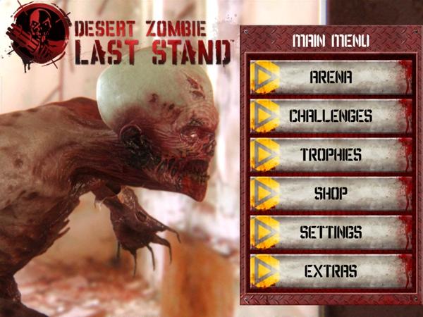 Desert Zombie Last Stand
