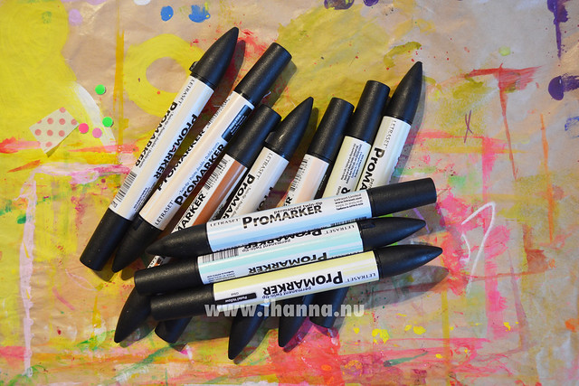 Promarker pens