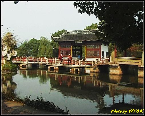 杭州 西湖 (其他景點) - 425 (西湖小瀛洲 上的亭台樓閣)