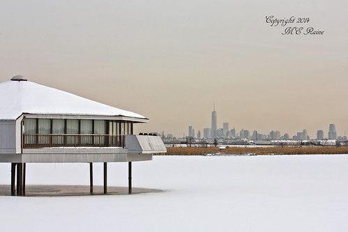 "york winter snow ice nature skyline landscape view skyscrapers wetlands marsh winterscape ""new city"" jersey"" tower"" ""manhattan ""freedom richarddekortepark ""meadowlands"" pavilion"" nj"" ""marsh ""lyndhurst {vision}:{sky}=0793 {vision}:{sunset}=081 {vision}:{outdoor}=0956"