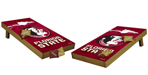Florida State Seminoles Premium Cornhole Boards