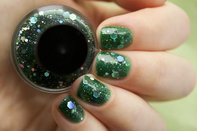 07 KBShimmer Green Hex&Glam