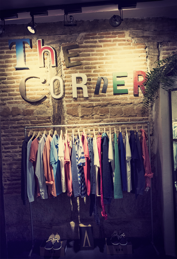 barbara crespo the corner shop spring summer new collection 2014 shopping tour fashion blogger blog de moda