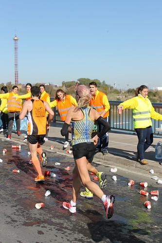 2014.02.23.299 - SEVILLA - Puente de la Barqueta - (XXX Maratón de Sevilla)