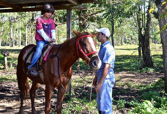 finca ixobel - horseback riding