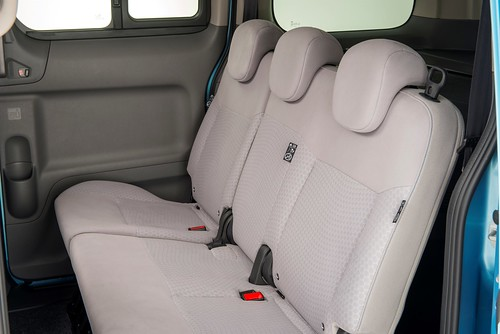 e-NV200 ジュネーブモーターショー出展車