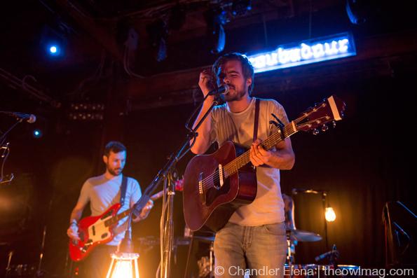 Reuben and the Dark @ Troubadour, LA 3/8/14