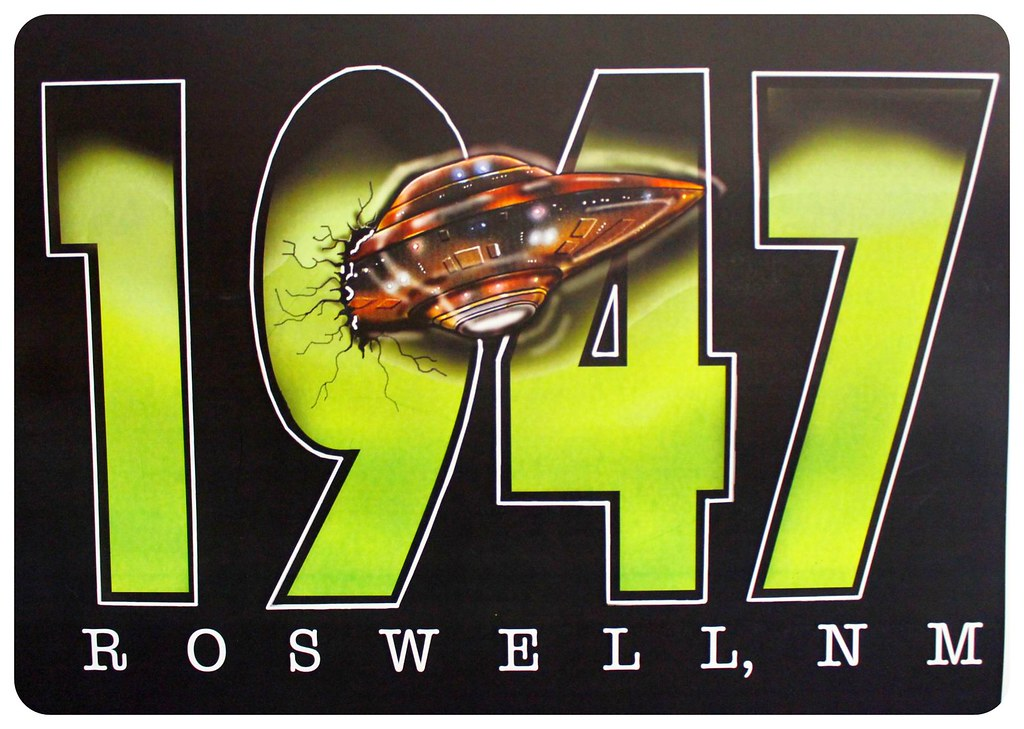 roswell new mexico 1947