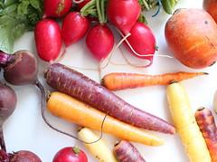 carrot, vegetable, produce, food, radish,